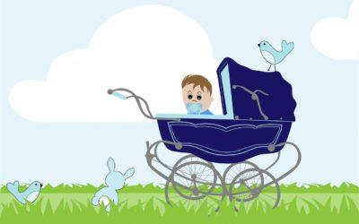 Narodziny dziecka to gigantyczne wydarzenie dla całej familii.